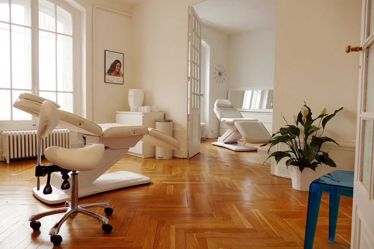 Neodermage à Lyon : salles de soins en médecine esthétique et laser