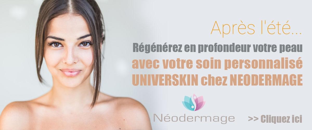 Régénérez votre peau en profondeur